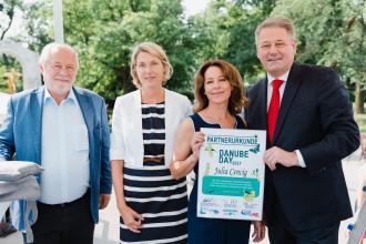 Danube Day 2018 in Austria