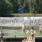 Croatian-Hungarian Danube Day 2017: ICPDR Executive Secretary, Ivan Zavadsky (centre) © North-Transdanubian Water Directorate